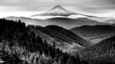 Mt Hood Wilderness Area