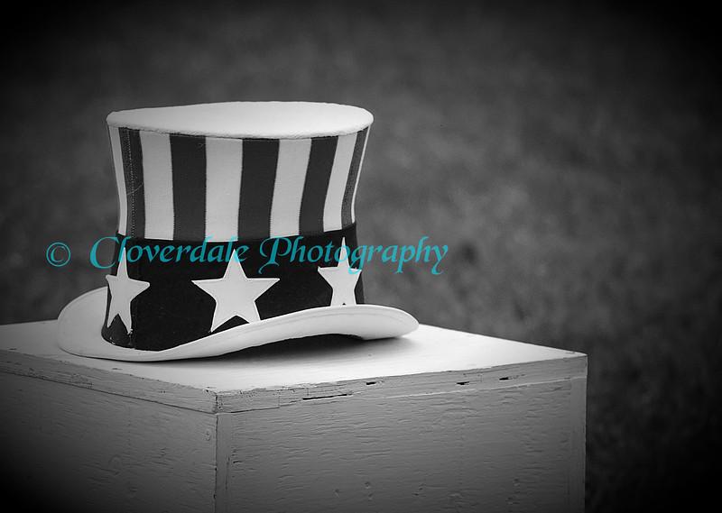 Uncle Sam's Hat-Frame