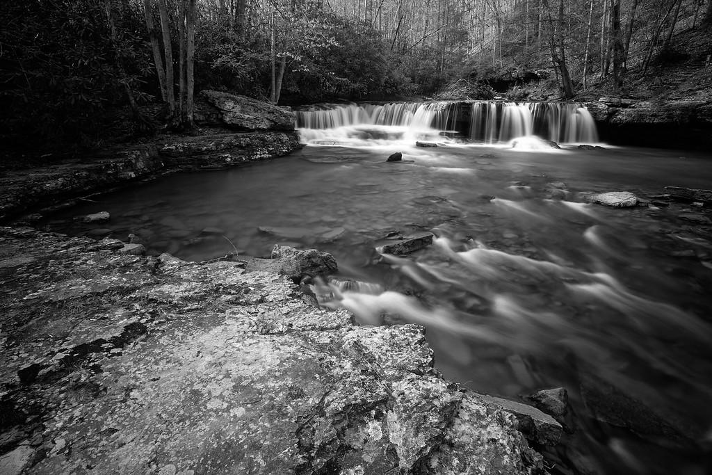 Mash Fork Falls, WV