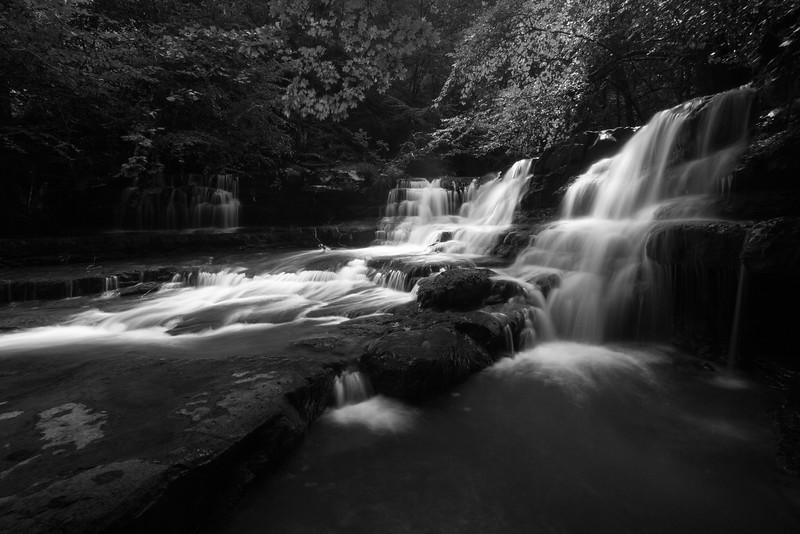 Fall Branch Falls near Hinton, WV