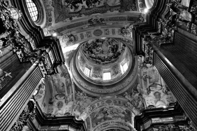 Abbey Ceiling- Melk