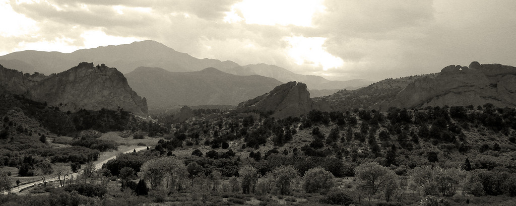 Entry to Garden of the Gods