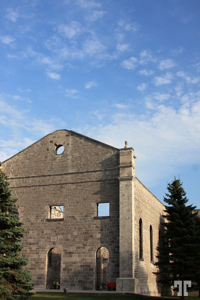 St.Raphaels Ruins, a National Historic Site - St.Raphaels Village, Ontario, Canada - Ontario Pictures