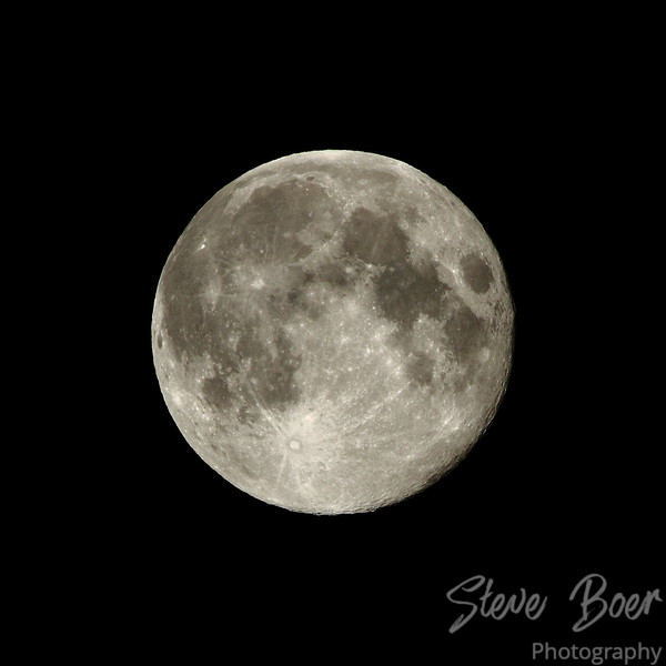 Blue Moon August 31, 2011