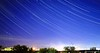 St. Albert star trail with Neowise and someone's drone