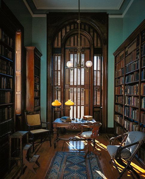 BLM-David Davis Library