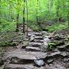 Walkway to Skinny dip falls