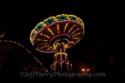 Sea Swings night lights blur-7-8