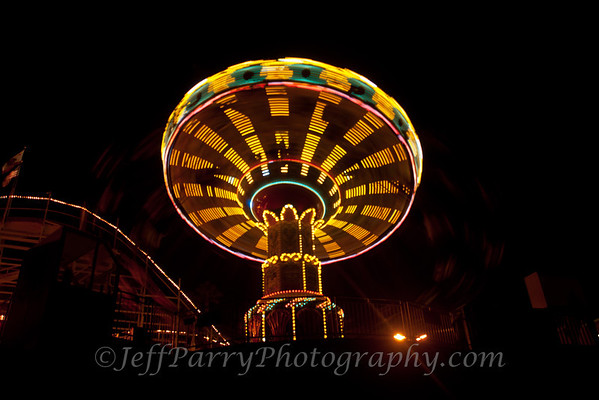 Sea Swings night lights blur-11-12