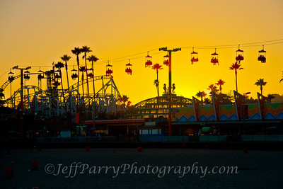 Sunset Boardwalk 002
