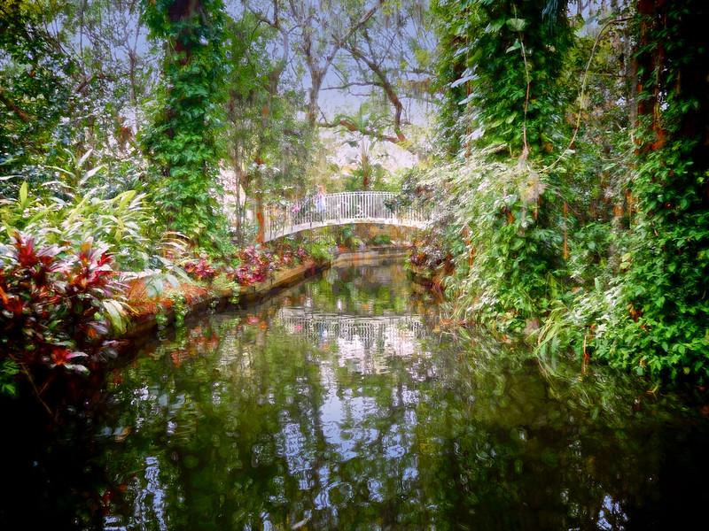 Scenic waterway