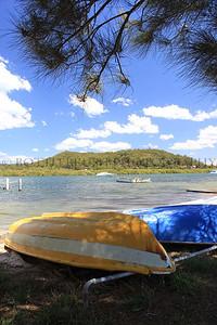 Coloured Boats 2