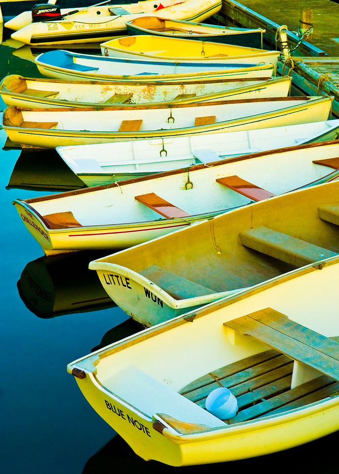 Islesford Dinghies