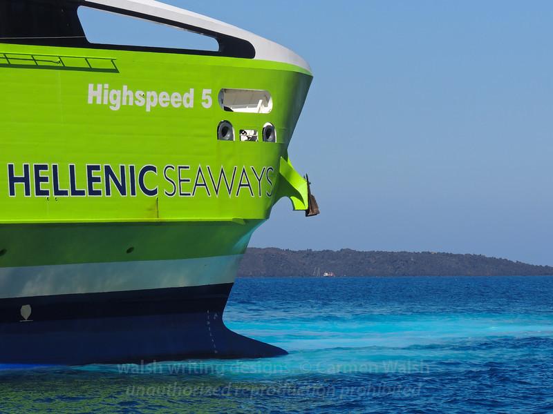 Fluorescent Seaways