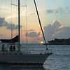 Key West sunset sailing