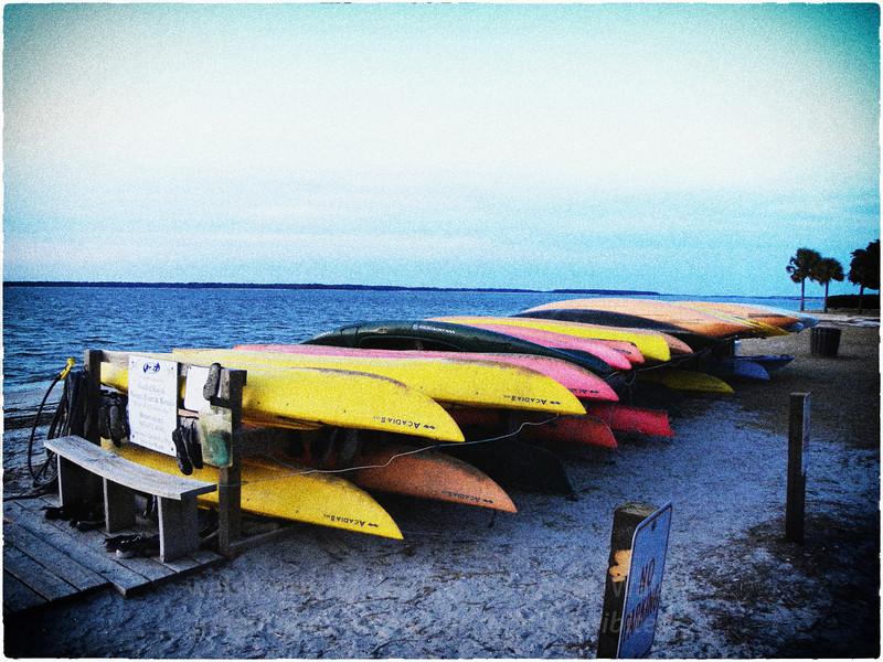 Hilton Head Kayaks