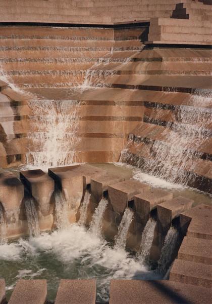 Ft. Worth Water Gardens
