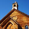 Church in Bodie, California