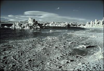 Mono lake infrared