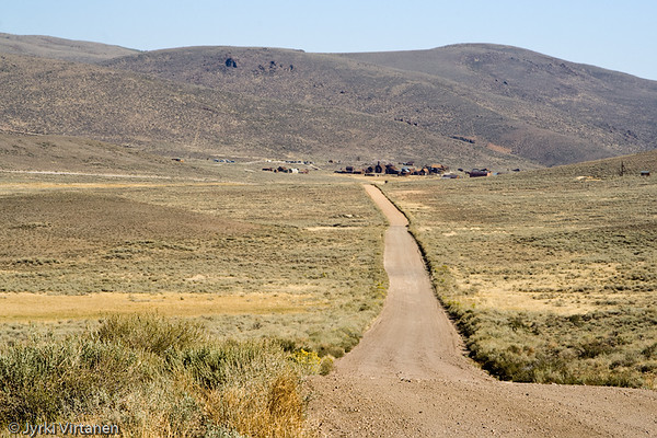 Road to Bodie - California, USA