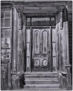 """""""Bodie Doors #10"""""""