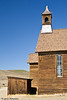 Church of Bodie - California, USA