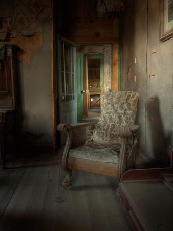 Bodie State Park - Lottie Johl House