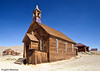 The Church - Bodie, CA, USA