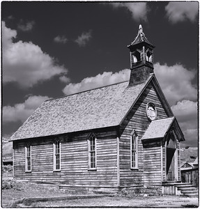 """Bodie Methodist Church"""