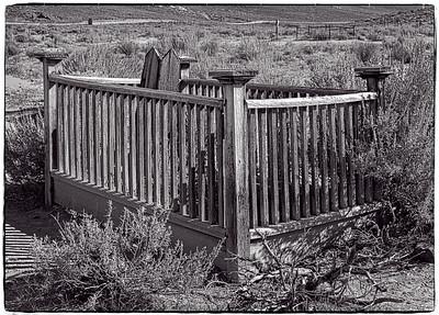 """Bodie Grave-site"""