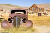 Weathered Car - Bodie, CA, USA