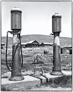 """""""Bodie Gas Pumps"""""""