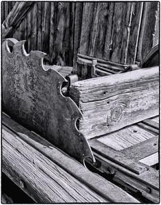 """Rusting Saw"""