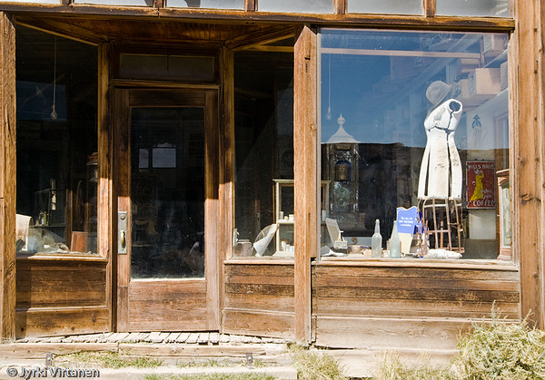 Boone Store & Warehouse - Bodie, CA, USA