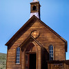 BE108. Bodie church