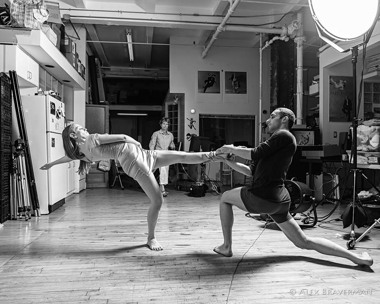 Studio fun #688<br /> Credits: Joy Voelker,  David Gonsier, Lois Greenfield
