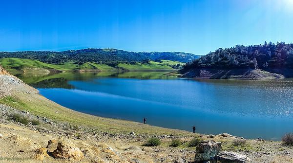 Anderson lake/Reservoir