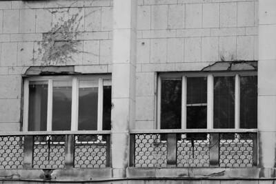 War damage - Sarajevo