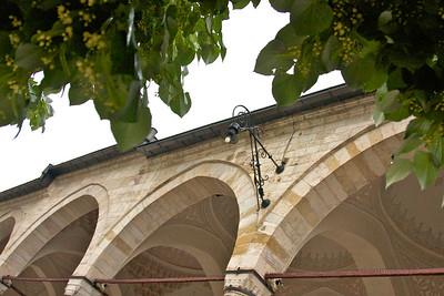 Arches - Gazi Husrev-beg Mosque, Sarajevo