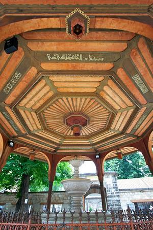 Fountain - Gazi Husrev-beg Mosque, Sarajevo