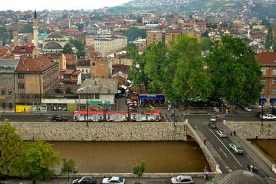 Riverfront - Sarajevo