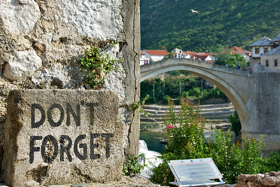 Stari Most (Old Bridge) – Mostar, Bosnia and Herzegovina
