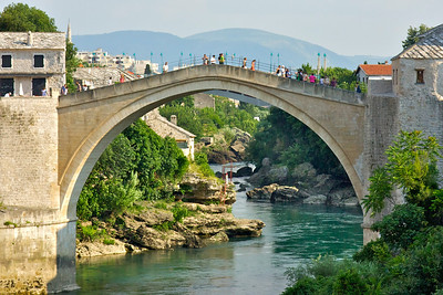 Stari Most (Old Bridge) [about] - Mostar