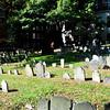 Old Graveyard in Boston