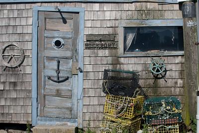 Rockport shanty