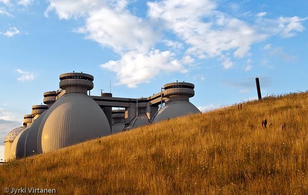 Deer Island Wastewater Plant - Boston, MA, USA
