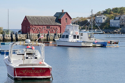 Harbor - Rockport, Mass