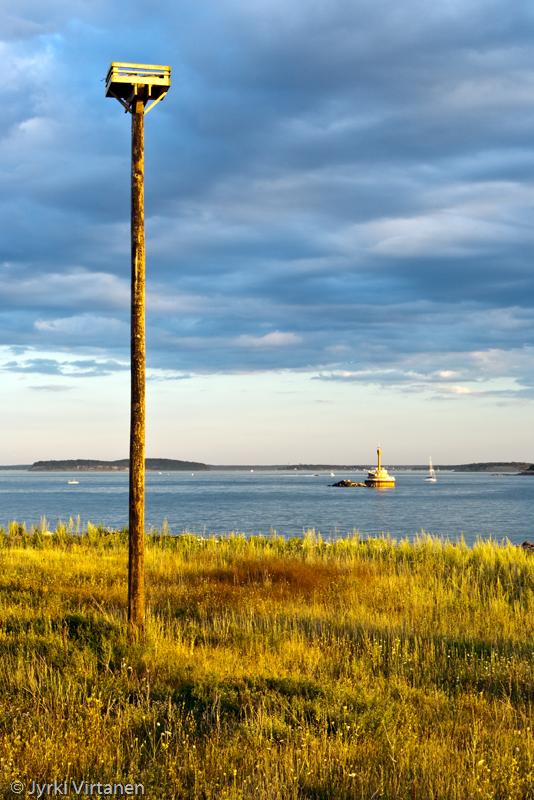 Deer Island Light - Boston, MA, USA