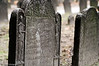 Tombstones at Granary Burying Ground - Boston, MA, USA