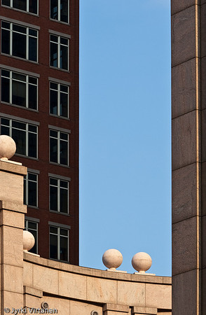 Three Buildings - Boston, MA, USA